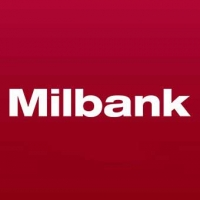Milbank LLP law firm logo