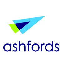 Ashfords LLP law firm logo
