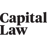 Capital Law law firm logo