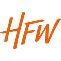 HFW law firm logo